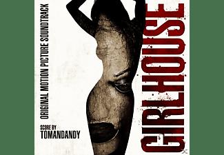 O.S.T. - GIRLHOUSE  - (CD)