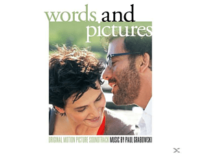 O.S.T. - WORDS AND PICTURES  - (CD)
