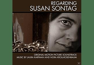 O.S.T. - REGARDING SUSAN SONTAG  - (CD)