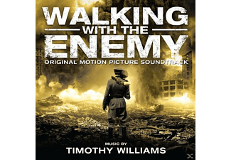 O.S.T. - WALKING WITH THE ENEMY  - (CD)