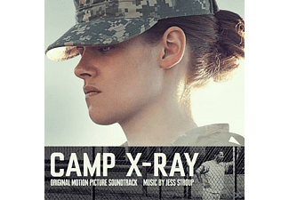 O.S.T. - CAMP X-RAY  - (CD)