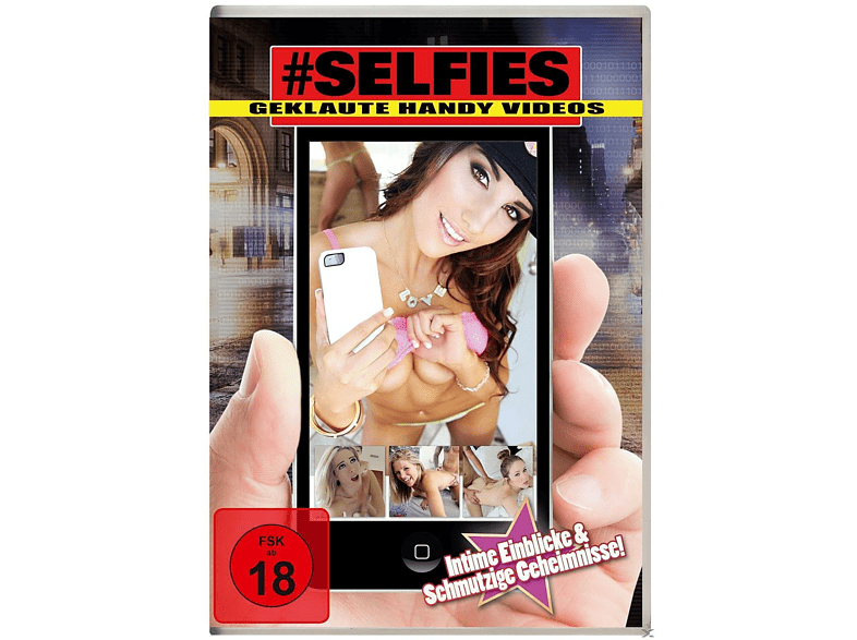 #Selfies - Geklaute Handy Videos [DVD]
