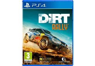 DiRT Rally PlayStation 4
