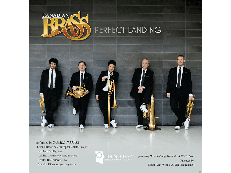 The Canadian Brass - Perfect Landing [CD]