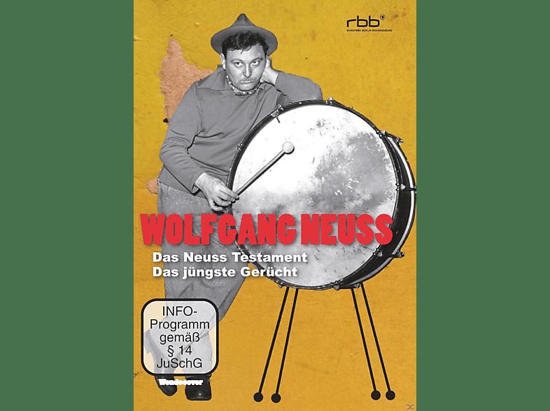 Wolfgang Neuss - Das jüngste Grücht / Das Neuss Testament [DVD]