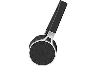 Auriculares inalámbricos - ISY IBH-2100 -BK, Bluetooth, Sensibilidad 102 dB, Negro