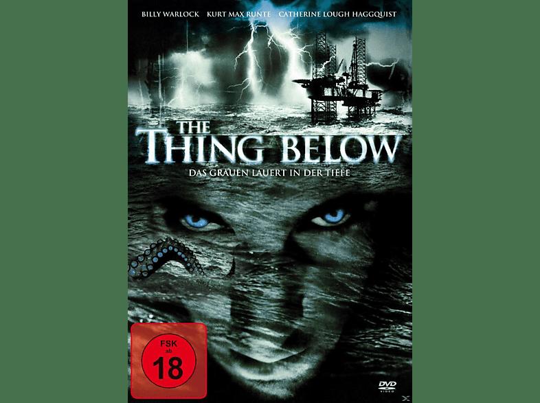 The Thing Below - Das Grauen lauert in der Tiefe [DVD]
