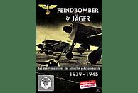 Der 2.Weltkrieg - Feindbomber & Jäger [DVD]