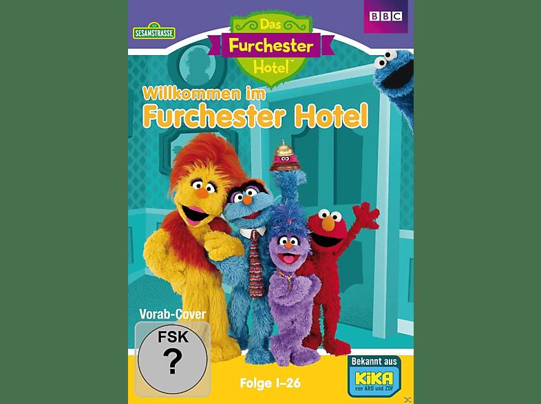 Sesamstraße - Das Furchester-Hotel - Willkommen im Furchester-Hotel [DVD]