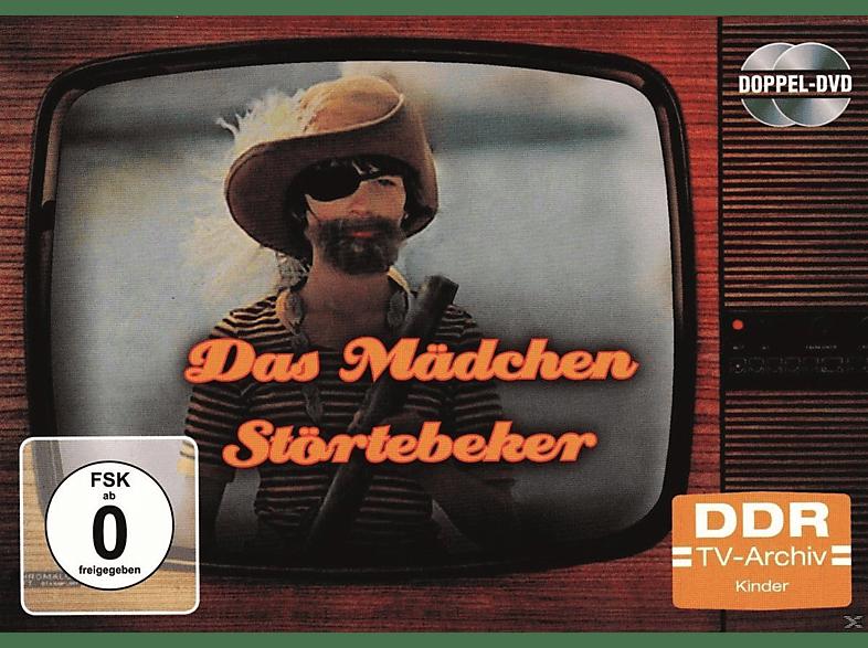 Das Mädchen Störtebeker-5 Folgen [DVD]