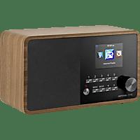 IMPERIAL i110 Internetradio (Internet, Holzoptik/Schwarz)