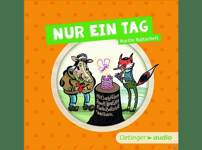 Martin Baltscheit - Nur 1 Tag (Aktion) - (CD)