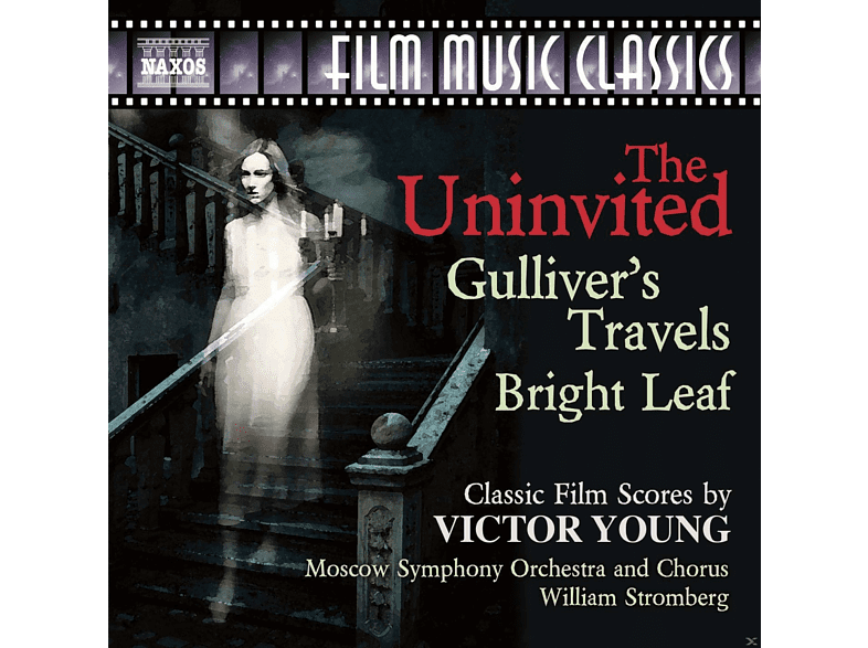 William Stromberg, Moscow Symphony Orchestra - The Uninvited/Gulliver's Travels/Bright Leaf/+ [CD]