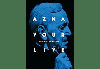 Charles Aznavour - Aznavour Live-Palais Des Sports 2015  - (DVD)