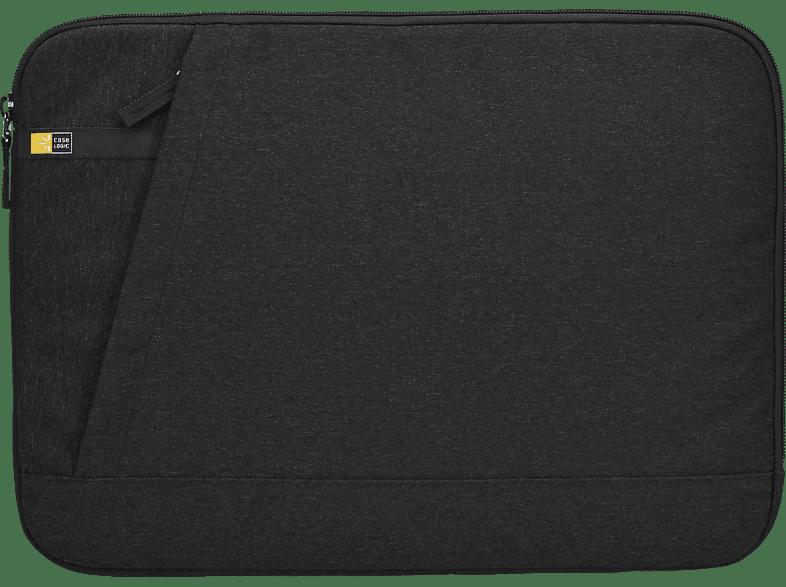 CASE-LOGIC HUXS115K HUXTON Notebooktasche, Sleeve, 15.6 Zoll, Schwarz