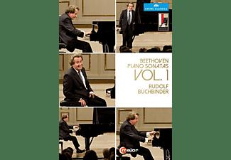 Rudolf Buchbinder - KLAVIERSONATEN VOL.1  - (DVD)