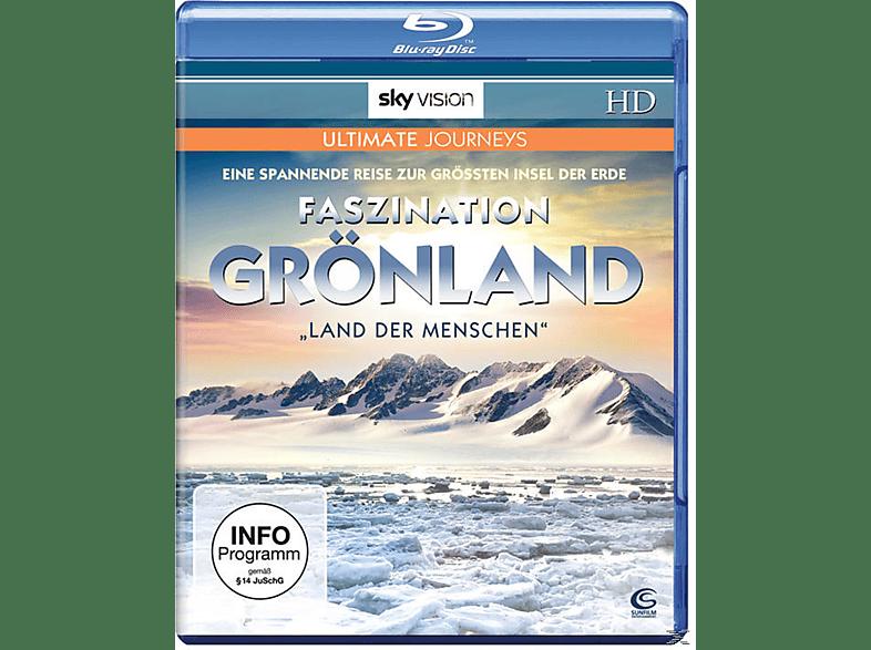 Faszination Grönland - Land der Menschen [Blu-ray]
