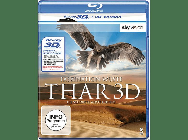Faszination Wüste - Thar: Die schönste Wüste Indiens [3D Blu-ray]