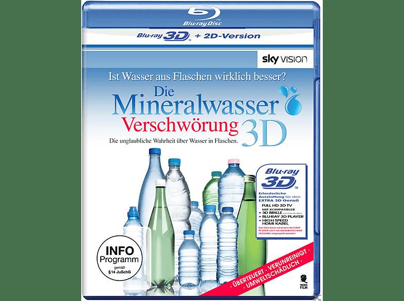 Die Mineralwasser-Verschwörung [3D Blu-ray (+2D)]