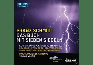 Vogt KF/Zeppenfeld - Das Buch Mit Sieben Siegeln  - (CD)