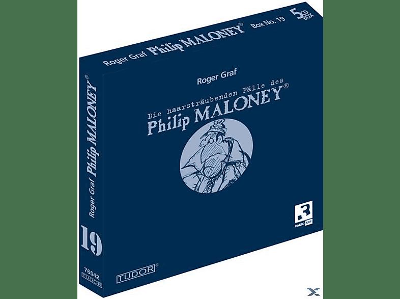 Schacht-seidel - Philip Maloney Box 19 - (CD)