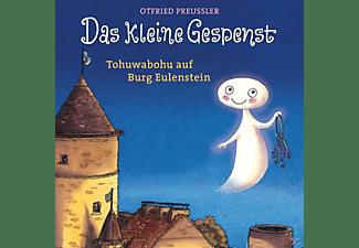 Otfried Preussler - Das Kleine Gespenst-Tohuwabohu Auf Burg Eulenstein  - (CD)