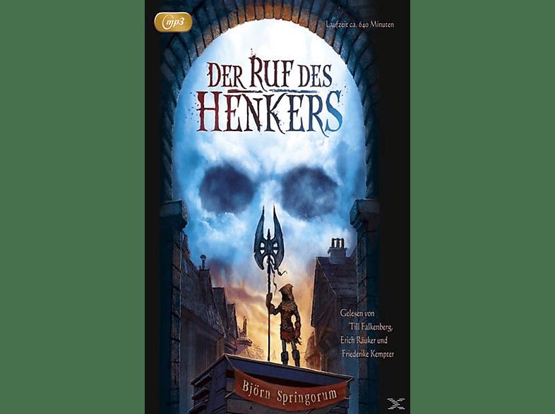 Räuker,E./Kempter,F./Falkenberg,T. - Björn Springorum-Der Ruf Des Henkers - (MP3-CD)