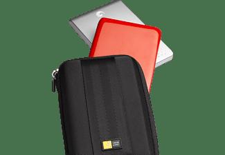 CASE-LOGIC für Festplatten mit 2.5 Zoll, Festplatten Case, Schwarz