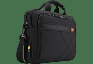 CASE-LOGIC DLC117 Notebooktasche Umhängetasche für Universal, Schwarz