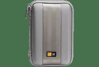 CASE-LOGIC Portable 2.5 Zoll Festplatten Case, Grau