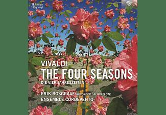 Erik Bosgraaf - Four Seasons  - (Vinyl)