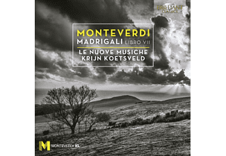 Le Nuove Musiche - Madrigals Book Vii - (CD)