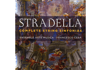 Francesco Cera, Ensemble Arte Musica - Complete String Sinfonias - (CD)