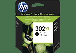 HP 302XL Tintenpatrone Schwarz (F6U68AE)