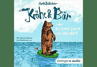 Martin Baltscheit - Krähe Und Bär Oder Die Sonne Scheint Für Uns Alle  - (CD)