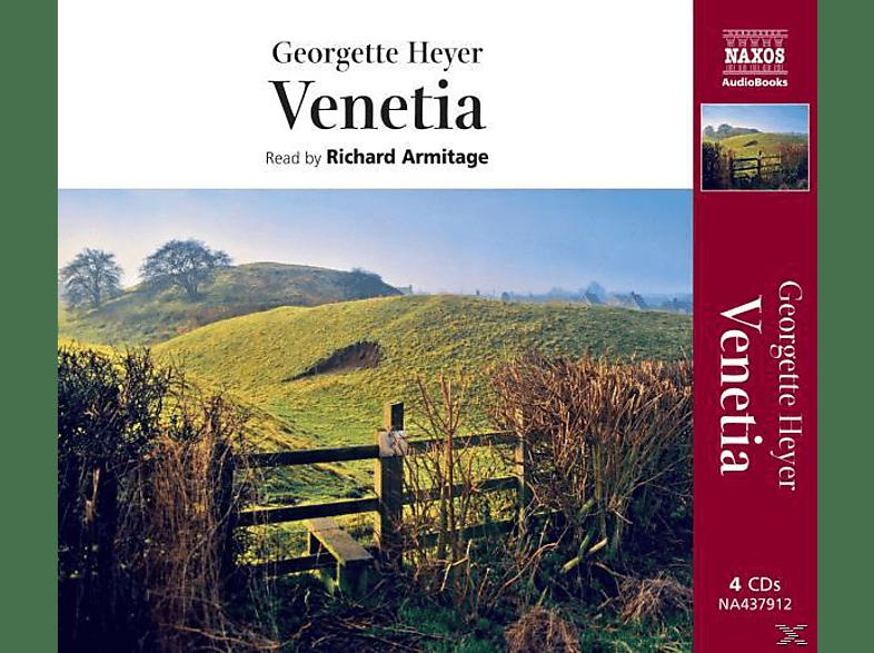 Richard Armitage - Venetia - (CD)