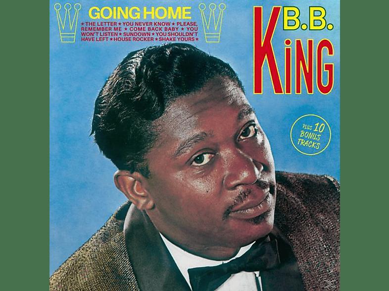 B.B. King - Going Home+10 Bonus Tracks [CD]