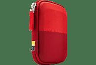 CASE LOGIC Portables , Festplatten Case, Rot