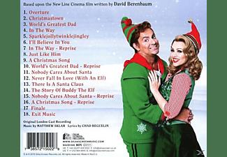 Forster,Ben/Walsh,Kimberley/McGann,Joe/+ - Elf-The Smash Hit Musical  - (CD)