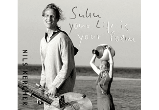 Nils Kercher - Suku-Your Life Is Your Poem  - (CD)