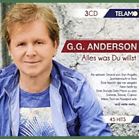 G.G. Anderson - Alles Was Du Willst [CD]