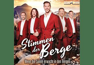 VARIOUS - Wenn Die Sonne Erwacht In Den Bergen  - (CD)