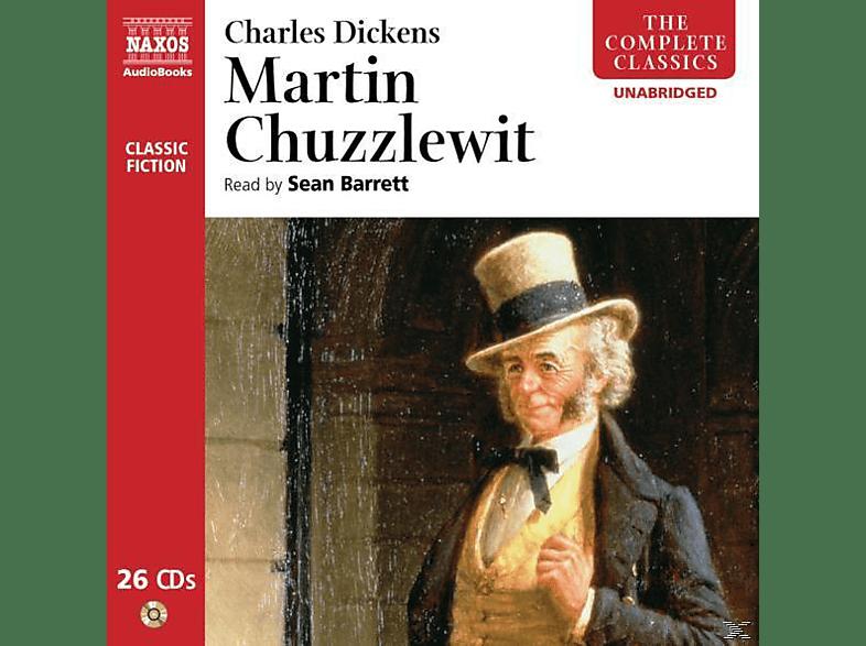 Sean Barrett - Martin Chuzzlewit - (CD)