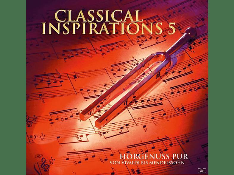 VARIOUS - Classical Inspirations 5 [CD]