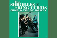 Shirelles, The & Curtis, King - Give A Twist Party+2 Bonus Tracks (Ltd.180g Vin [Vinyl]