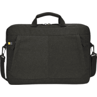 CASE-LOGIC HUXA115K Huxton Notebooktasche, Umhängetasche, 15.6 Zoll, Schwarz