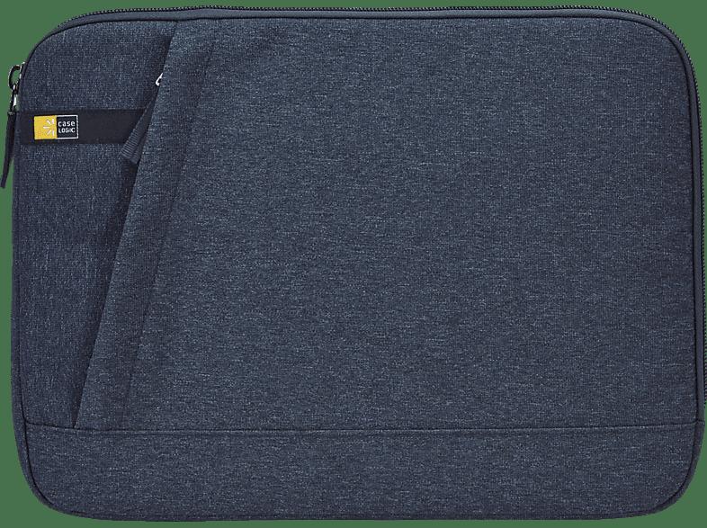 CASE-LOGIC HUXS111B Huxton Notebooktasche, Sleeve, 11.6 Zoll, Blau