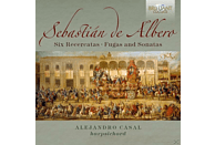 Alejandro Casal - Six Recercatas, Fugas And Sonatas [CD]