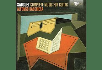 Alfonso Baschiera, Frederica Lotti, Nicola Boscaro - Complete Music For Guitar  - (CD)