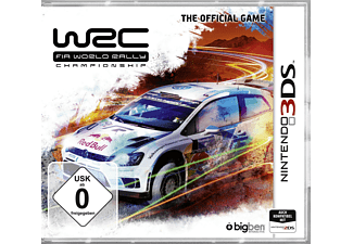 WRC FIA WORLD RALLY Nintendo 3DS